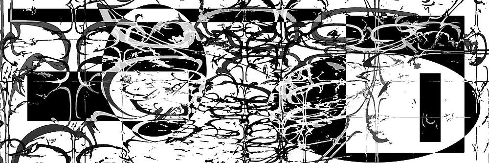 It's black and white! by Benedikt Amrhein