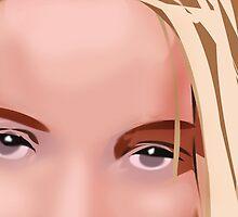 Her Eyes One by robertemerald