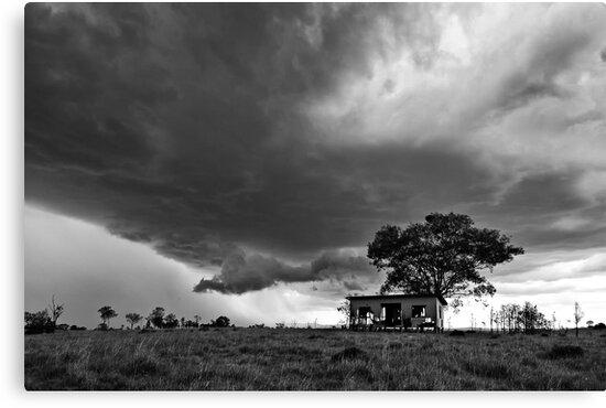 Over the hill by Matt Duncan