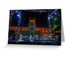 Sydney Festival First Night Greeting Card