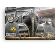 Fargo 1942 Metal Print