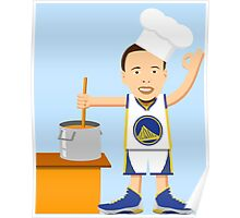 Chef Curry Widda Pot Boi! Poster