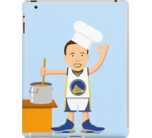Chef Curry Widda Pot Boi! iPad Case/Skin