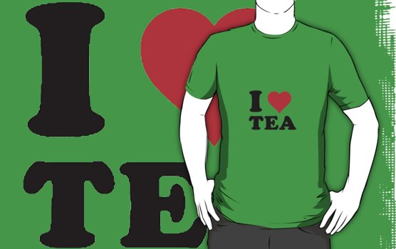I love tea! by erndub