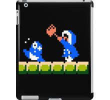 Ice Climber Hit iPad Case/Skin