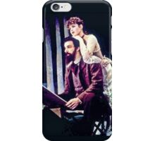 Sunday in the park with george iPhone Case/Skin