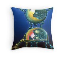 Of Alien Origin Throw Pillow