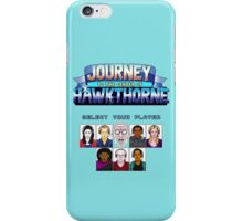 Select Your Player to Journey to the Center of Hawkthorne! iPhone Case/Skin