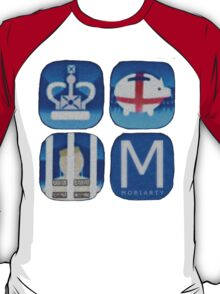 Moriarty. T-Shirt