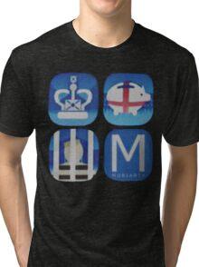 Moriarty. Tri-blend T-Shirt