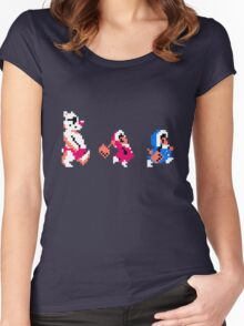 Ice Climber Complete Women's Fitted Scoop T-Shirt