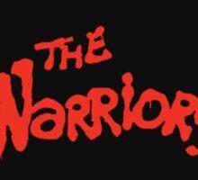 The Warriors Sticker