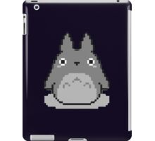 Totoro Pixelated iPad Case/Skin