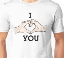I Heart Hands You Unisex T-Shirt