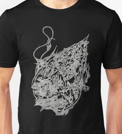 Psychedelic Raindrop  Unisex T-Shirt