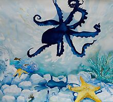 Under the Waves by Jane Barndon