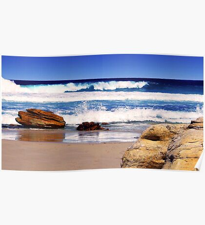 Southern Ocean Seascape Poster