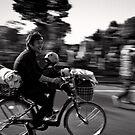 Bulldog Ride - Japan by Norman Repacholi