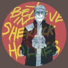 I Believe In Sherlock by Cara McGee