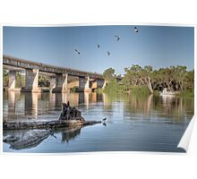 Blanchetown - Murray River Poster