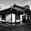 A Place of Worship - Japan by Norman Repacholi