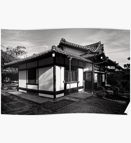 A Place of Worship - Japan Poster