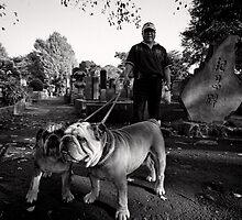 Bulldog Pride - Japan by Norman Repacholi