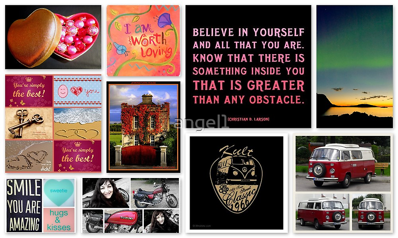 Believe in yourself by ©The Creative  Minds
