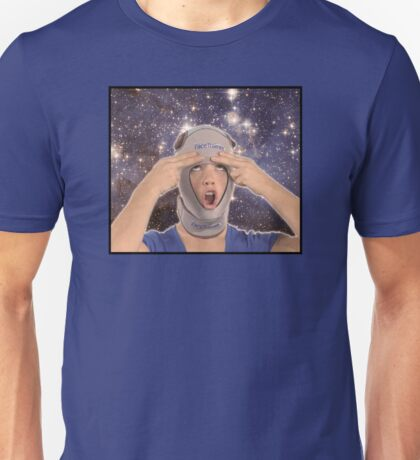 Space Odyssey Unisex T-Shirt