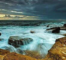 Choppy by Mark  Lucey
