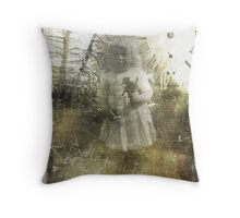 1915 my mother Throw Pillow