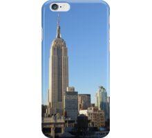 Rooftops of Manhattan iPhone Case/Skin