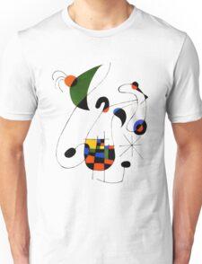 Joan Miro Unisex T-Shirt
