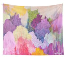 Summer Haze Wall Tapestry