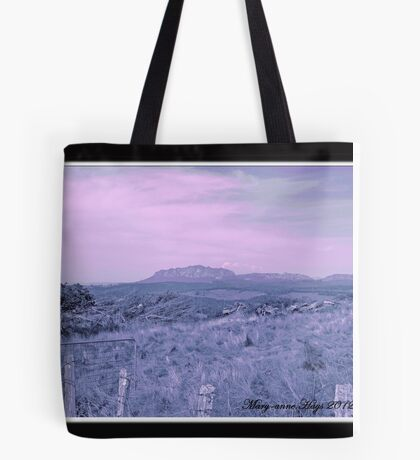 Mt Roland Magical Sky Tote Bag
