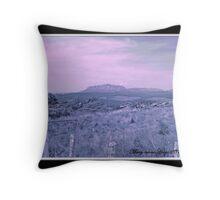 Mt Roland Magical Sky Throw Pillow
