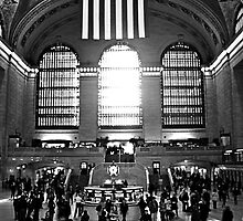 Grand Central Station by Julie Paterson