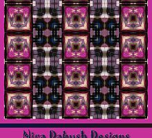 The Colourful Scarf by Nira Dabush
