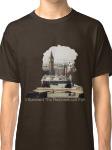 I Survived The Reichenbach Fall #2 Classic T-Shirt