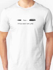 Sharpie - Way of Life Unisex T-Shirt