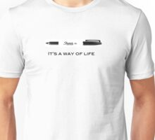 Sharpie - Way of Life Unisex T-Shirt
