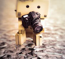 Danbo and Camera by yolanda