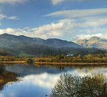 Langdale Views by Jamie  Green