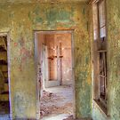 Weathered Rooms by James Brotherton
