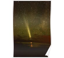 Magnificent Comet Lovejoy Poster