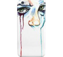 TearDrop/ORIGINAL PAINTING by Amit Grubstein iPhone Case/Skin
