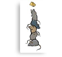 rat stack Canvas Print