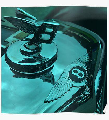 Bentley Mark VI Special 1947 Poster