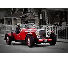 Bentley Mark VI Special 1947 Photographic Print