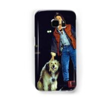 marty mcfly back to the future Samsung Galaxy Case/Skin